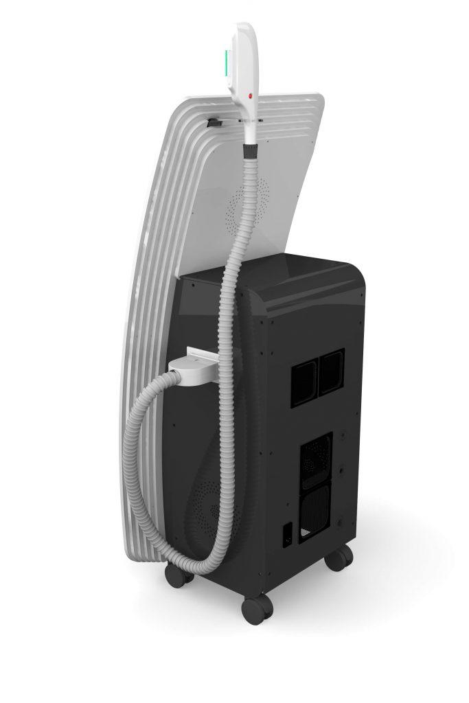 Tio SHR-IPL-RF Standgerät für dauerhafte Haarentferung