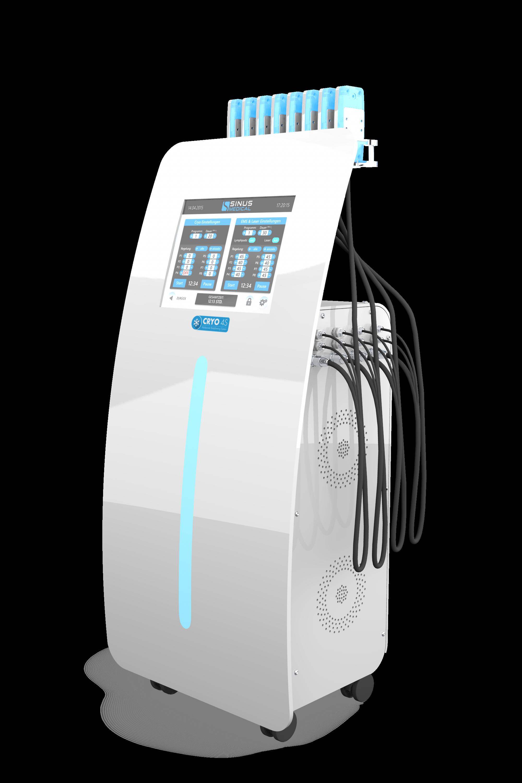 Cryolipolysis device Cryo 4S
