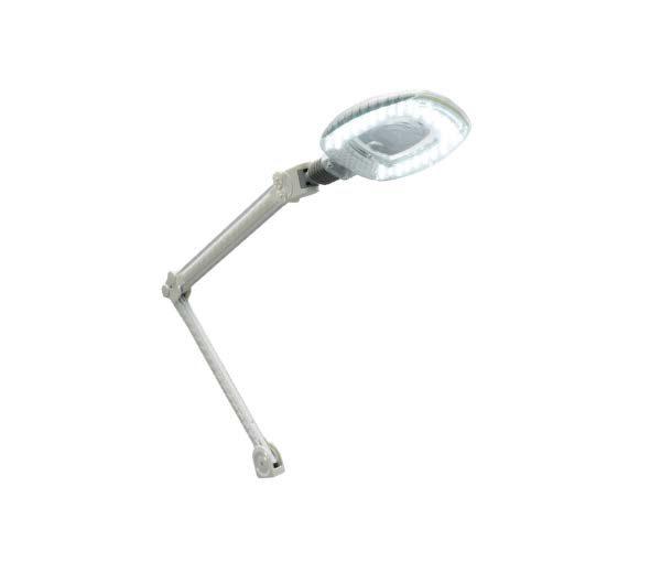 Kaltlicht-Lupenlampe