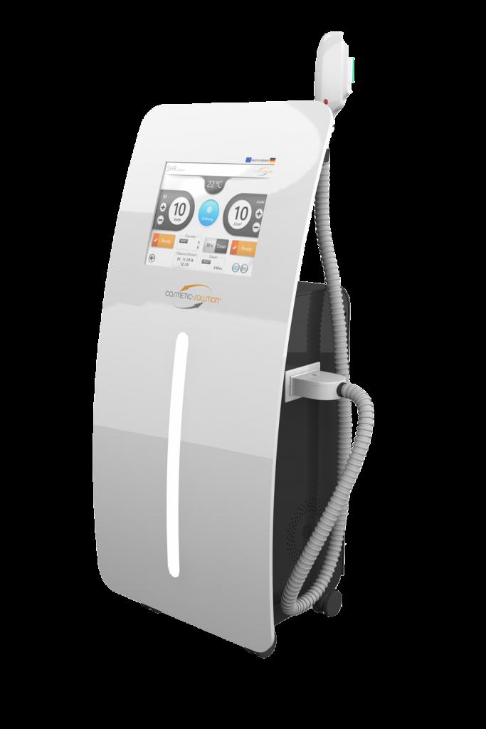 Tio Plus IPL-SHR Gerät für dauerhafte Haarentfernung